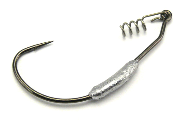AGM Weighted Wide Gape Hook 2g - Size 2/0 (5pcs)