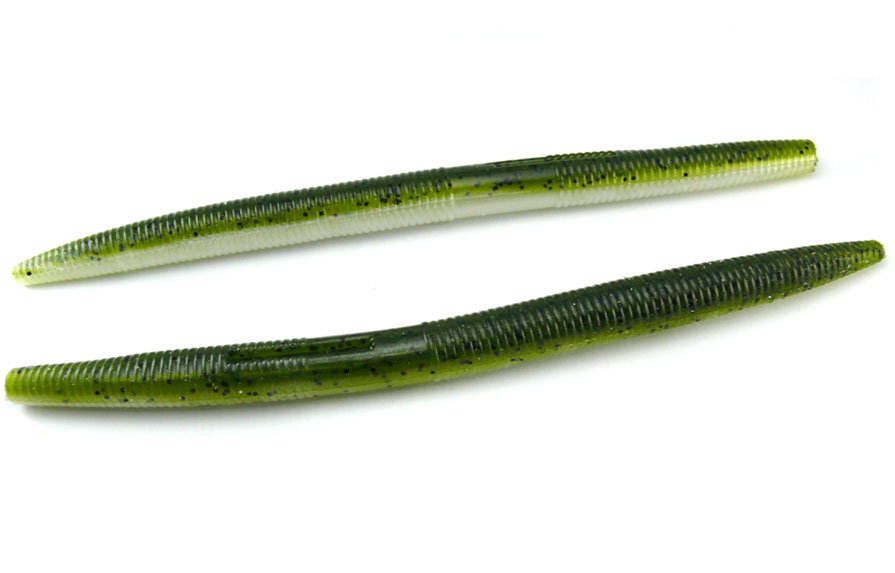 "AGM 7"" Stick Worm - Baby Bass (6pcs)"
