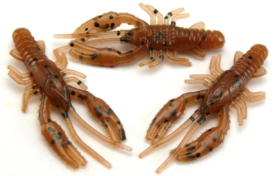 "AGM 1.5"" Micro Crayfish - Pumpkinseed (10pcs)"
