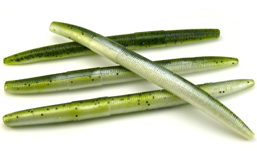 "AGM 5"" Stick Worm - Baby Bass (8pcs)"