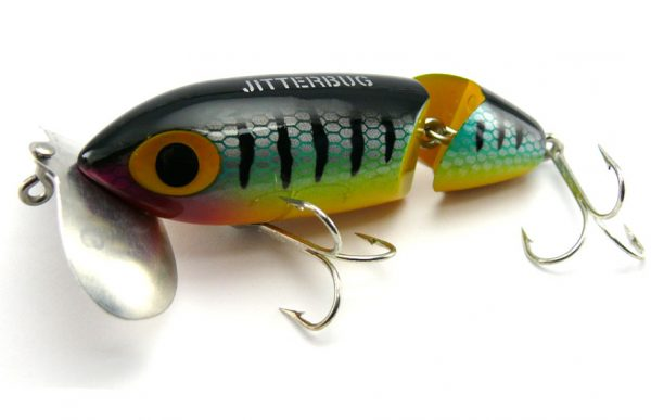 Arbogast G670 Jointed Jitterbug - Perch