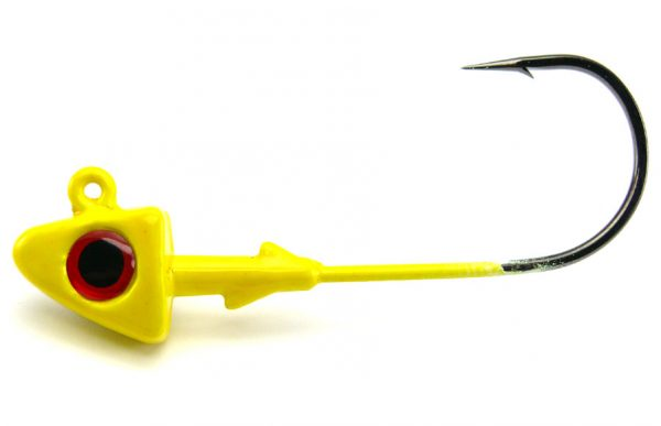 Hammer Head 28g Yellow - Size 8/0 (2pcs)