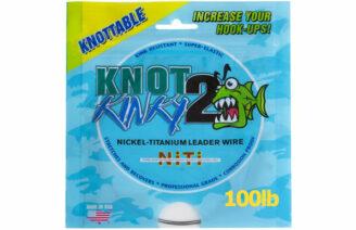 Knot2Kinky Nickel-Titanium Wire 100lb (45Kg)