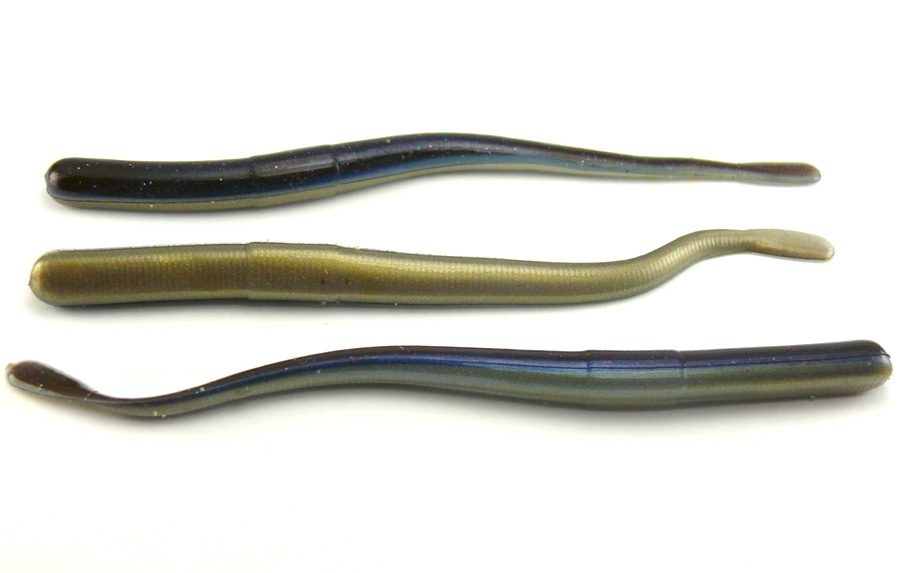 "Big Bite 4.5"" Shaking Squirrel - Earthworm (12pcs)"