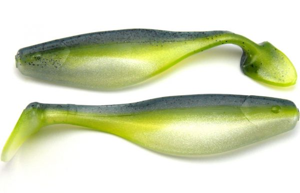 "Big Bite 4"" Shad - SS Shad (5pcs)"