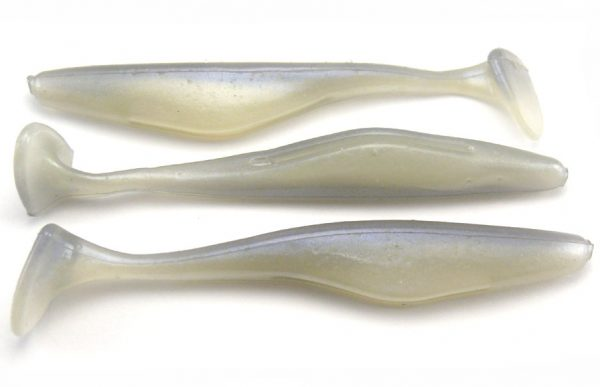 "Big Bite 3.3"" Swimming Jerk Minnow - Alewife (10pcs)"