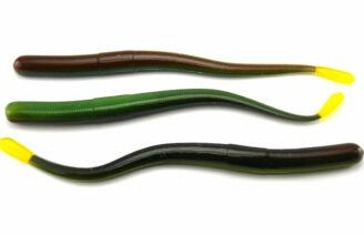 "Big Bite 4.5"" Shaking Squirrel - Bold Gill/Chartreuse (12pcs)"