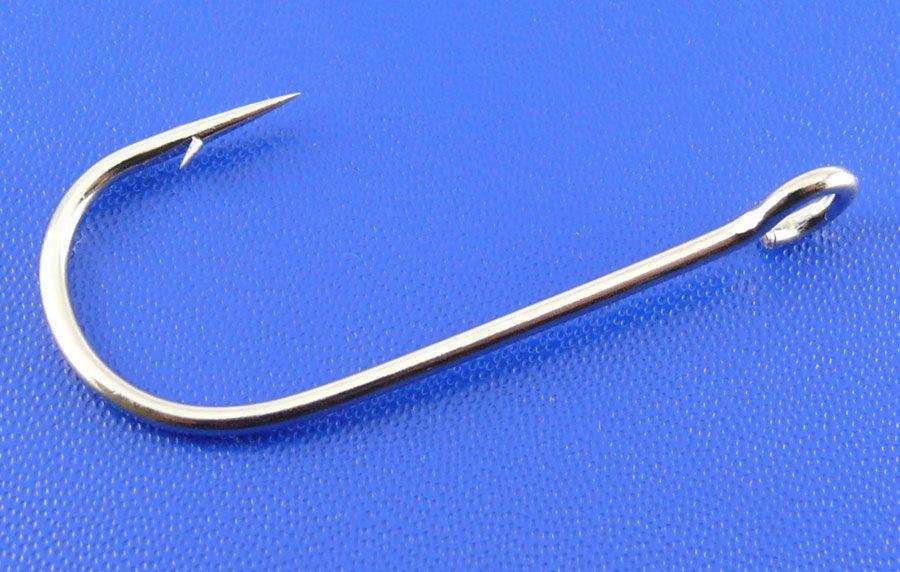 Gamakatsu Siwash (Open Eye) Hook - Size 4/0 (5pcs)