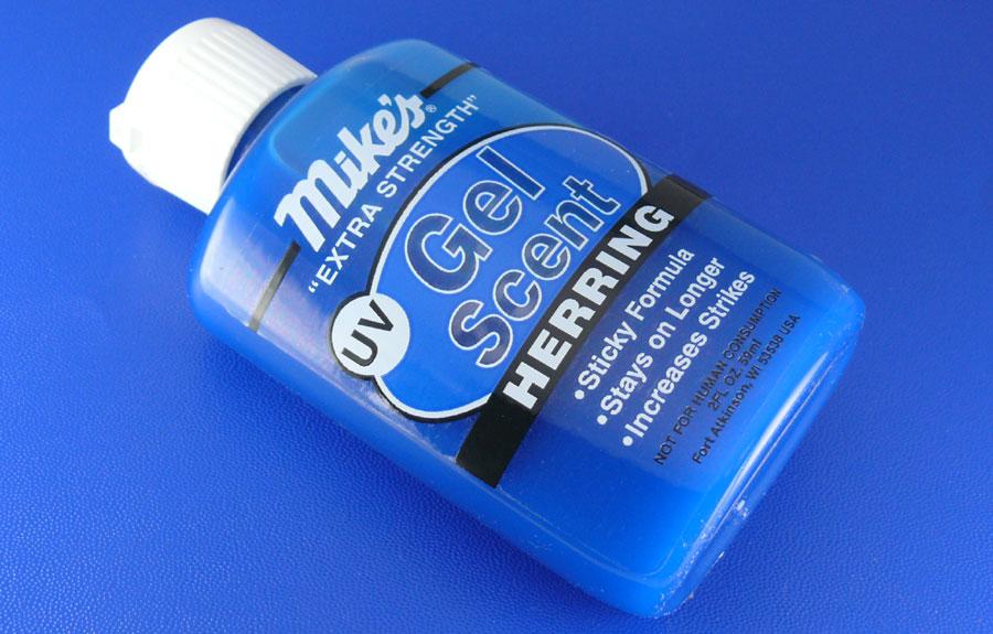 Atlas-Mikes Extra Strength UV Gel Scent - Herring