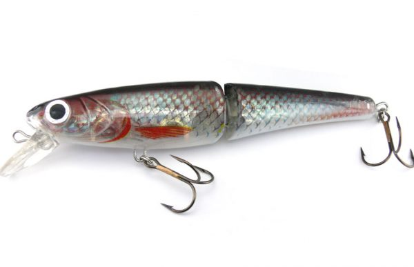 "Hester 6"" Jointed Trout Minnow - Dace"