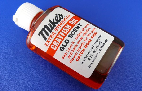 Atlas-Mikes Extra Strength Glo Scent - Crayfish Oil