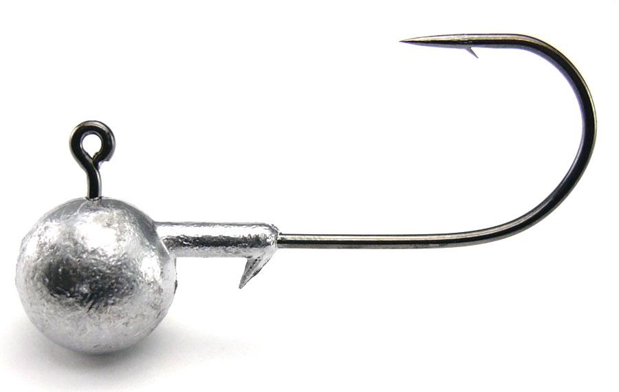 AGM Premium Ball Jig Head 21g - Size 6/0 (5pcs)