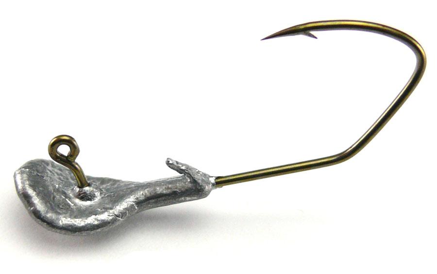 AGM Finesse Glider Jig Head 2g - Size 1/0 (5pcs)