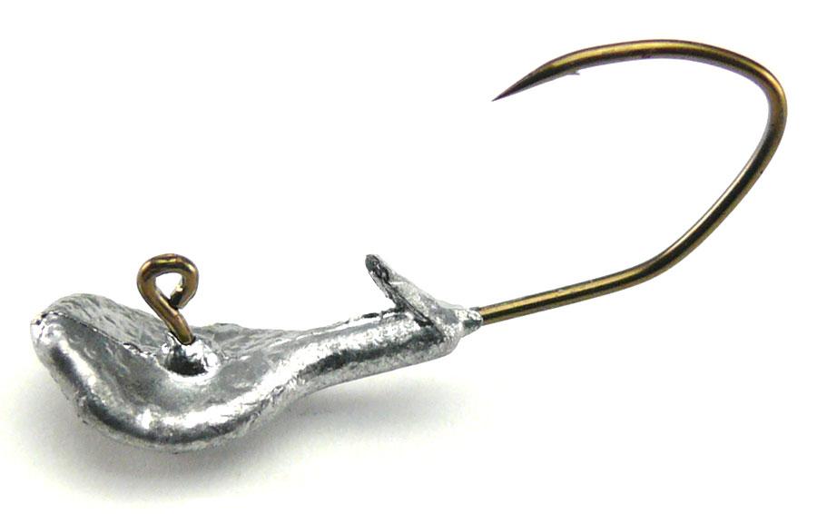 AGM Finesse Glider Jig Head 2g - Size 2 (5pcs)