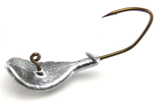 AGM Finesse Glider Jig Head 3.5g - Size 1 (5pcs)