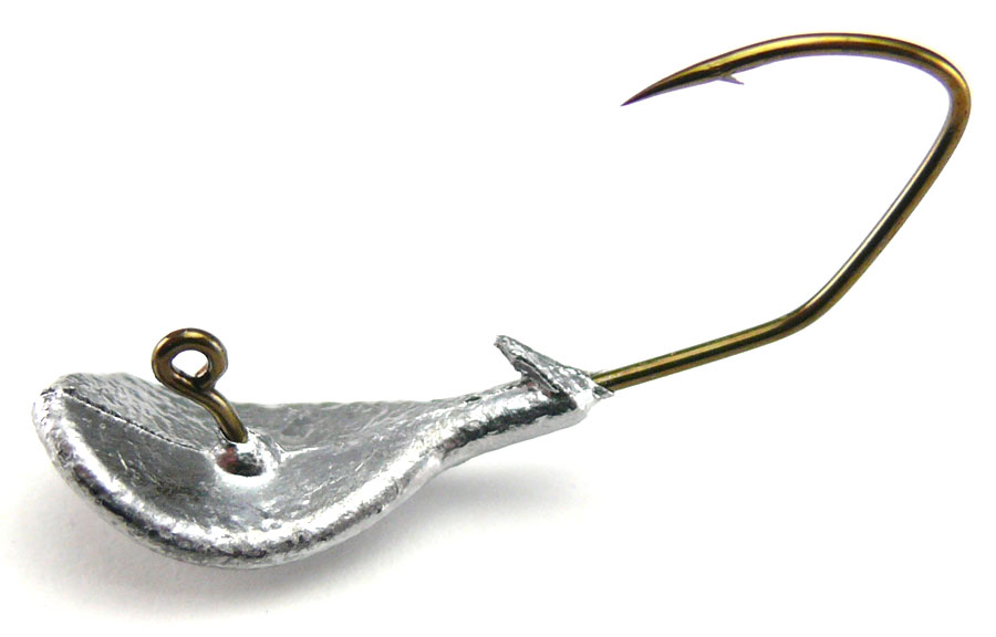 AGM Finesse Glider Jig Head 3.5g - Size 1/0 (5pcs)