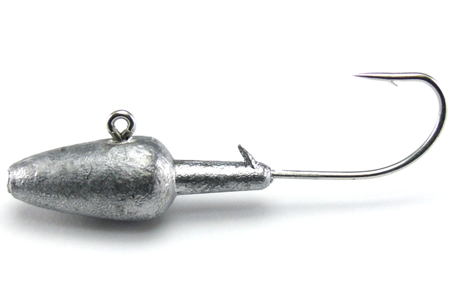 AGM Saltwater Dart Jig Head 28g - Size 3/0 (5pcs)