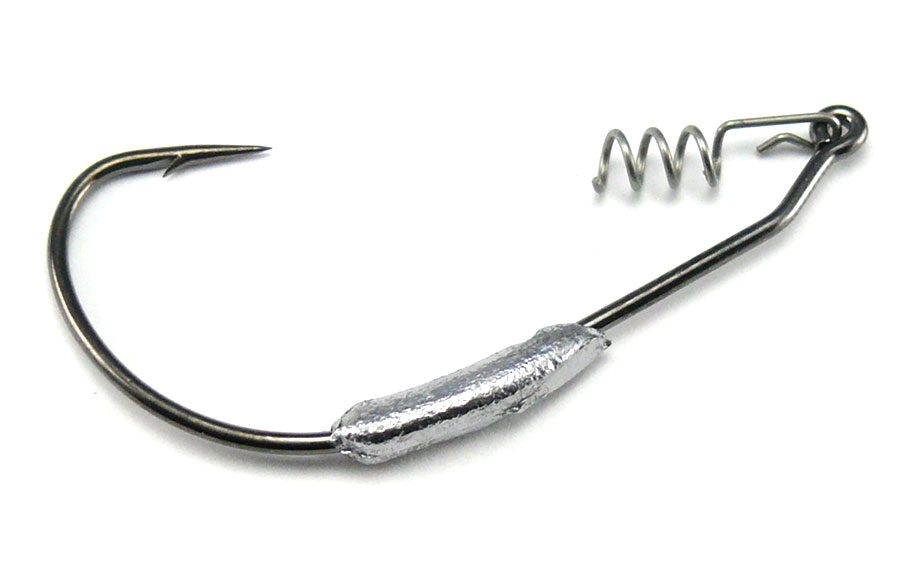 AGM Weighted Wide Gape Hook 2g - Size 3/0 (5pcs)