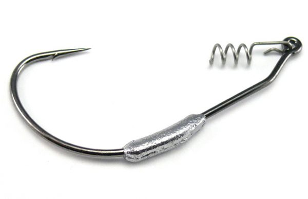 AGM Weighted Wide Gape Hook 2g - Size 4/0 (5pcs)