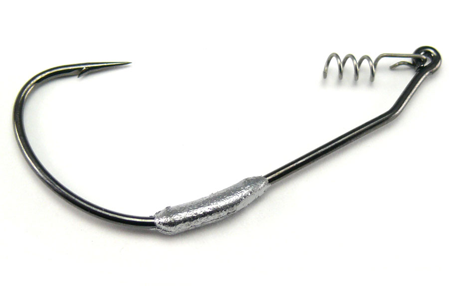 AGM Weighted Wide Gape Hook 2g - Size 6/0 (5pcs)