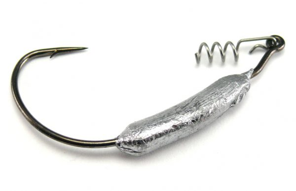 AGM Weighted Wide Gape Hook 7g - Size 3/0 (5pcs)