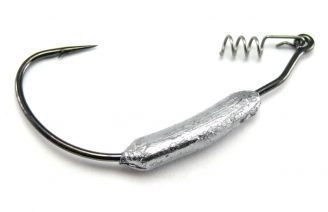 AGM Weighted Wide Gape Hook 7g - Size 4/0 (5pcs)