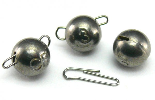 Crazy Fish Tungsten Flex Head 3g (3pcs)
