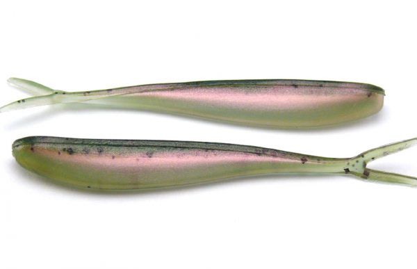 "Lunker City 2.5"" Fin-S Fish - Rainbow Trout (20pcs)"