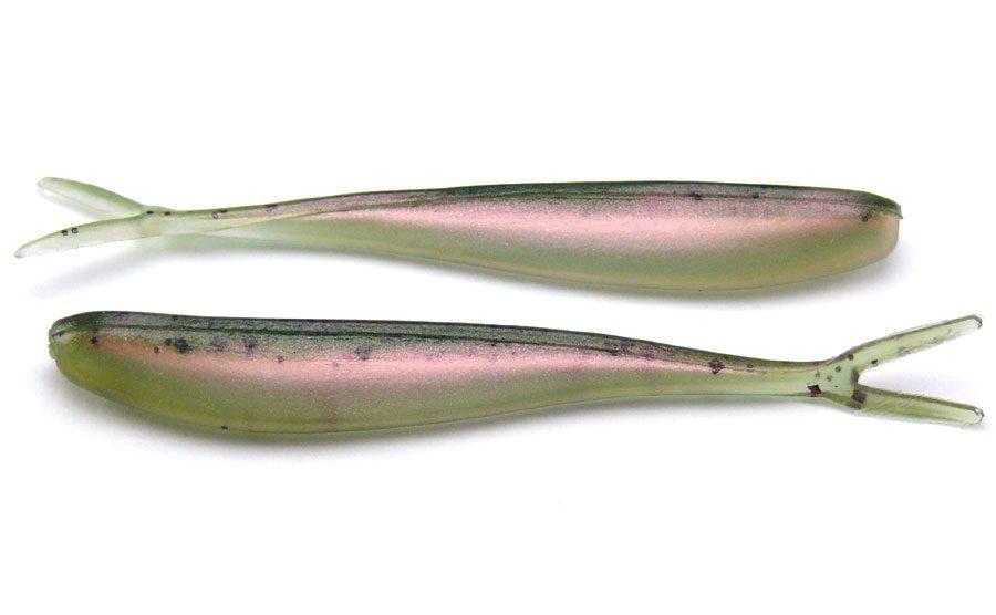 "Lunker City 2.5"" Fin-S Fish - Rainbow Trout (20pcs)"