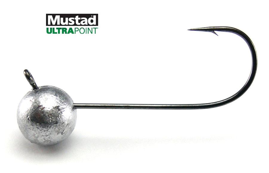 AGM Ultra Ball Jig Head 12g - Size 3/0 (5pcs)