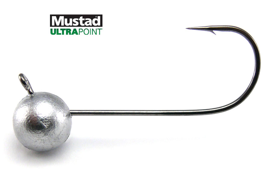 AGM Ultra Ball Jig Head 12g - Size 4/0 (5pcs)
