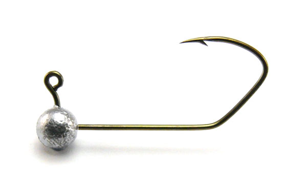 AGM Finesse Sickle Jig Head 1.5g - Size 1/0 (5pcs)