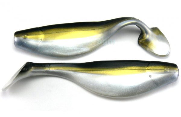 "Big Bite 4"" Shad - Reel Shad (5pcs)"