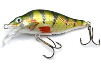 """HRT 3.5"""" Perch Floater - Wounded Perch"""