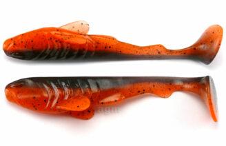 "Crazy Fish 5"" Tough - 8D Orange Coffee (5pcs)"