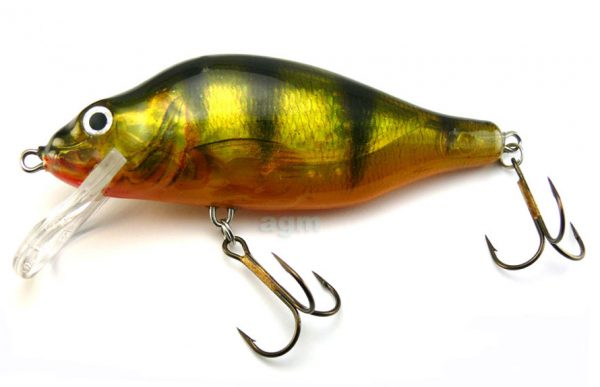 "Hester 5.5"" Perch Floater - Holo Perch"