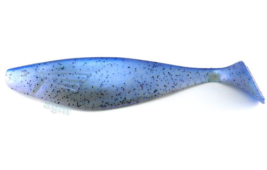 "Big Bite 9"" Shad - Blue Pearl Pepper"
