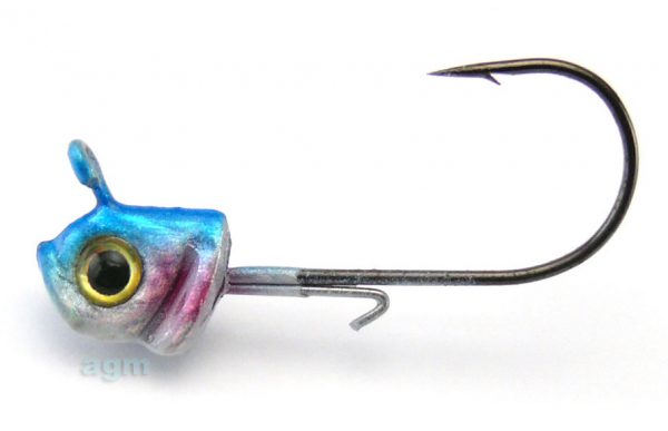 VMC Smoochin Minnow Head 2g Blue Shiner - Size 1 (4pcs)
