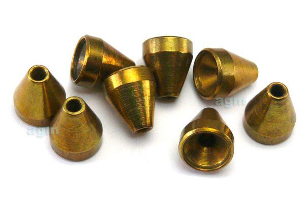 Top Brass Precision Worm Weight 1.8g (17pcs)