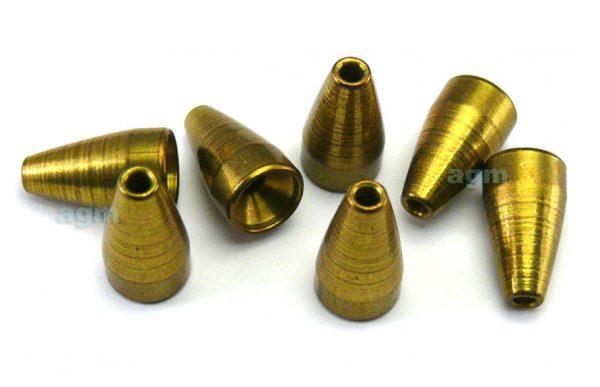 Top Brass Precision Worm Weight 3.5g (14pcs)