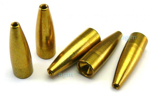 Top Brass Precision Worm Weight 7g (8pcs)
