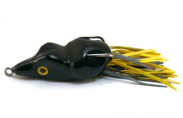 Southern Lure Co Bassrat - Black