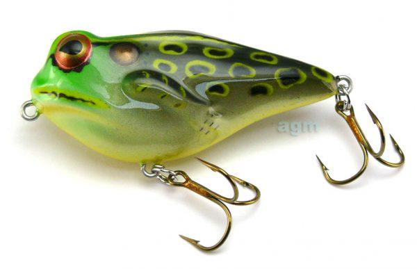 Rebel Frog-R - Bullfrog