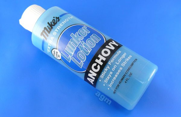 Atlas-Mikes Extra Strength Lunker Lotion - Anchovy