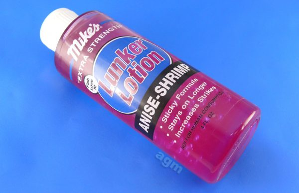 Atlas-Mikes Extra Strength Lunker Lotion - Anise-Shrimp