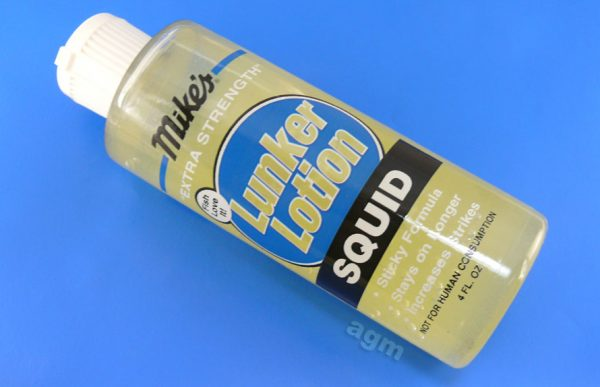 Atlas-Mikes Extra Strength Lunker Lotion - Squid