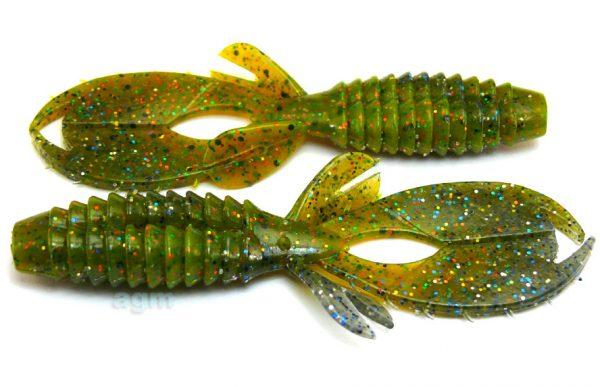 """Big Bite 3"""" YoMama - Sunfish Swirl (10pcs)"""