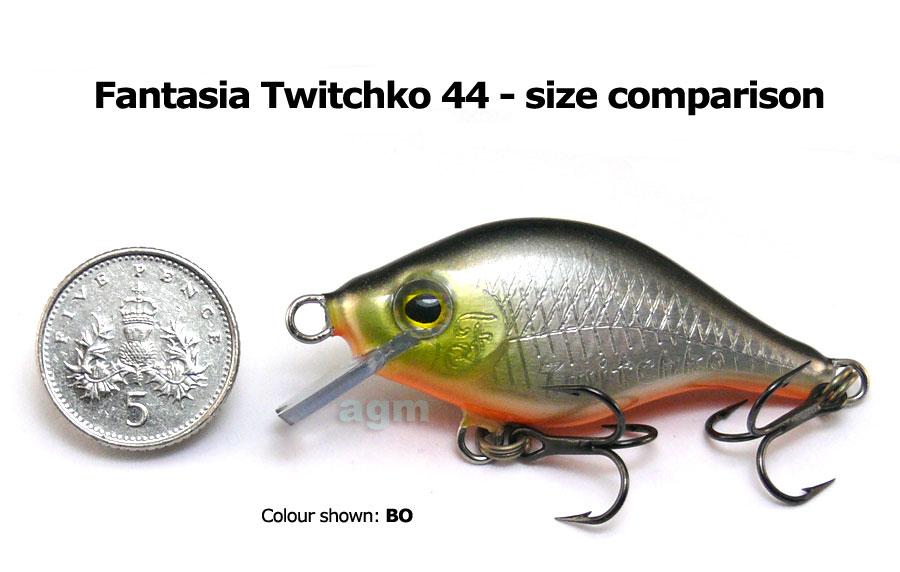 Fantasia Twitchko 44 - GA