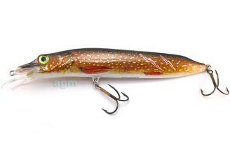 "Hester 8"" Monster Pike - Wounded Jack"