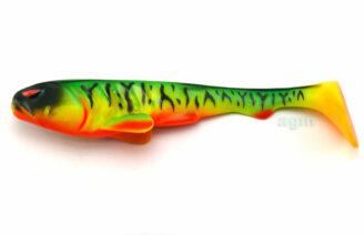 "Crazy Fish Trophy Series 5.9"" Tough - CP04 Fire Perch (2pcs)"